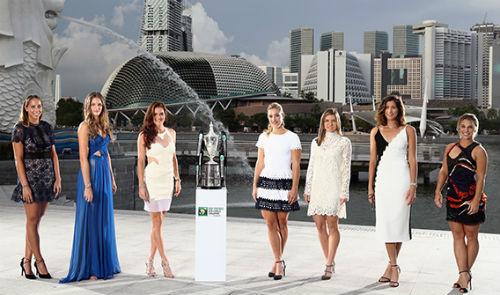 7 đại mỹ nữ khoe sắc trước thềm WTA Finals - 1