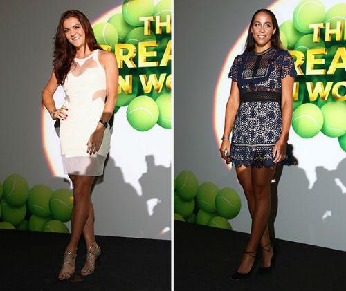 7 đại mỹ nữ khoe sắc trước thềm WTA Finals - 7