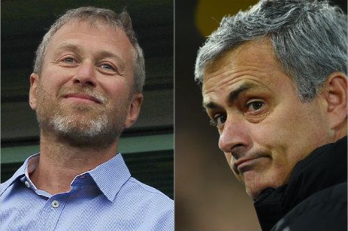 """Mourinho: """"Tôi và Abramovich chưa bao giờ là bạn"""" - 1"""