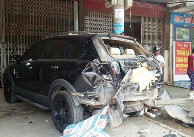 Tình tiết bất ngờ vụ bé trai 13 tuổi lái xe khách gây tai nạn - 2