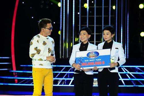 """""""Bản sao Quang Linh"""" giành giải 100 triệu đồng - 3"""