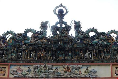 Chùa cổ gần 300 năm tuổi của người Hoa ở chợ Lớn - 4