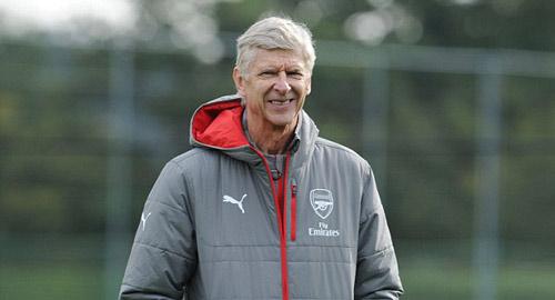 Wenger tự tin tuyên bố vô địch Premier League - 1