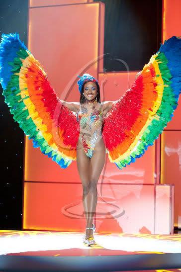Trang phục dân tộc sexy tới ngạt thở ở cuộc thi hoa hậu - 3