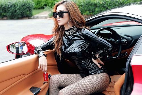 Ngắm phục trang MV tiền tỷ siêu nóng của Khánh My - 6