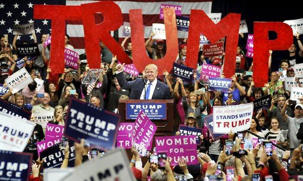 Trump: Cả thế giới ghét nước Mỹ - 1