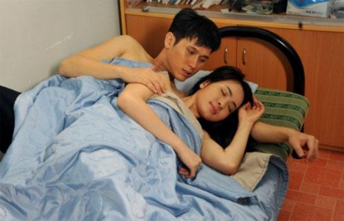 """Những bí mật đằng sau cảnh """"nóng"""" của sao Việt - 3"""