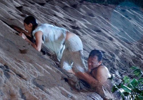 """Những bí mật đằng sau cảnh """"nóng"""" của sao Việt - 7"""