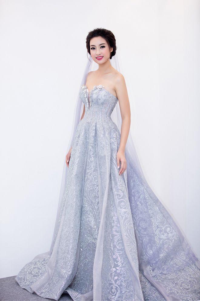 HH Mỹ Linh, Phạm Hương dẫn đầu top mặc đẹp nhất tuần - 1