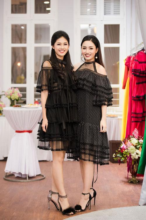 HH Mỹ Linh, Phạm Hương dẫn đầu top mặc đẹp nhất tuần - 6