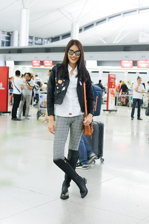 HH Mỹ Linh, Phạm Hương dẫn đầu top mặc đẹp nhất tuần - 7