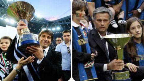 Mourinho – Conte: Những sự tương đồng kỳ lạ - 2