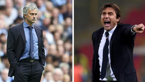Mourinho – Conte: Những sự tương đồng kỳ lạ - 1