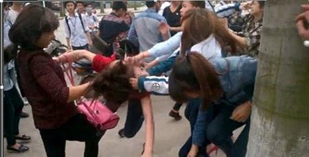 Vì sao ngày càng xuất hiện nhiều clip nữ sinh đánh nhau? - 2
