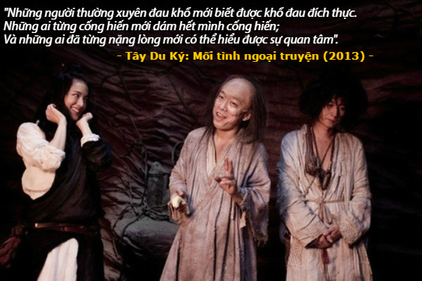 Những câu thoại kinh điển trong phim Châu Tinh Trì - 2