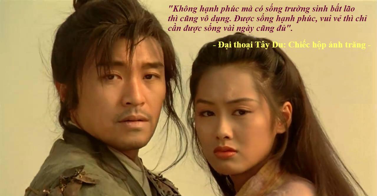 Những câu thoại kinh điển trong phim Châu Tinh Trì - 8