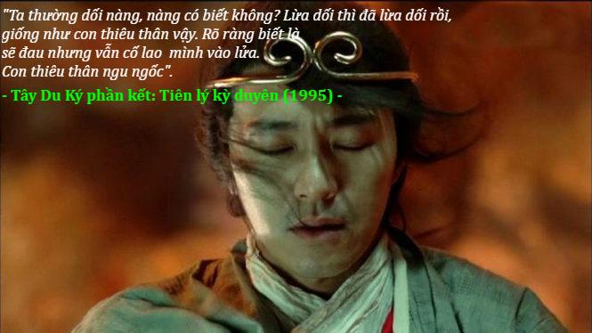 Những câu thoại kinh điển trong phim Châu Tinh Trì - 9