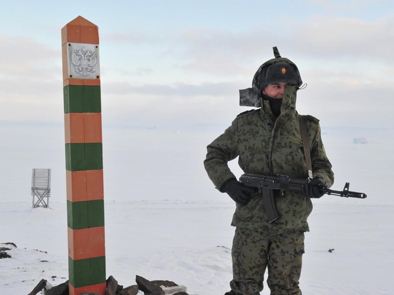 Phát hiện căn cứ bí mật của phát xít Đức ở Bắc Cực - 1