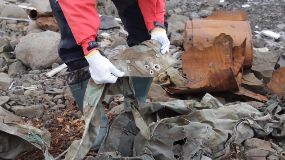 Phát hiện căn cứ bí mật của phát xít Đức ở Bắc Cực - 5