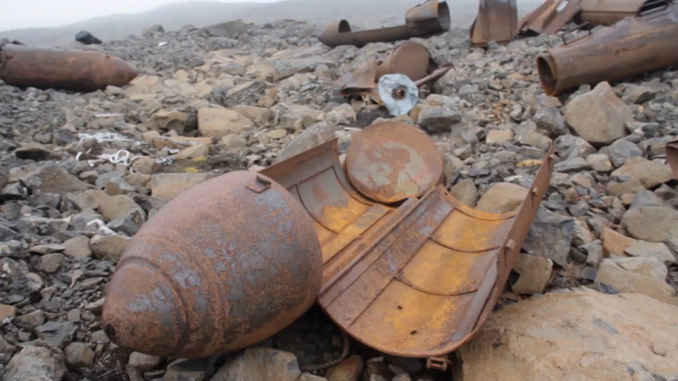 Phát hiện căn cứ bí mật của phát xít Đức ở Bắc Cực - 3