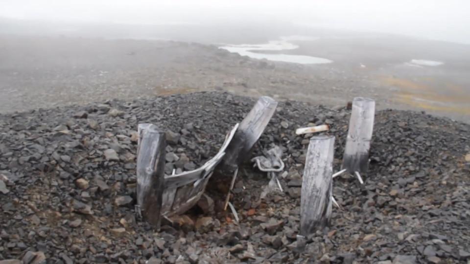 Phát hiện căn cứ bí mật của phát xít Đức ở Bắc Cực - 2