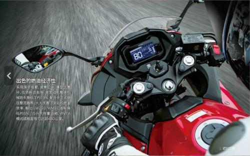 Tất tật thông tin về Suzuki GSX 250R - 4