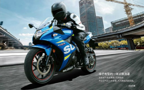 Tất tật thông tin về Suzuki GSX 250R - 1