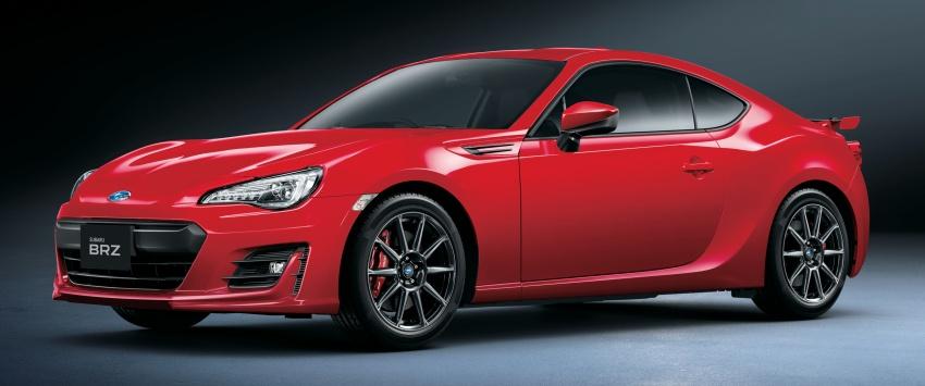 Soi chiếc coupe Subaru BRZ GT dành cho thị trường Nhật Bản - 2