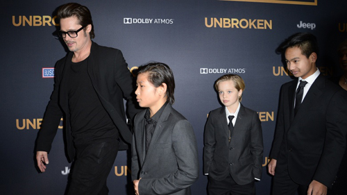 Sự thật vụ Brad  Pitt hành hung con trai trên máy bay - 3