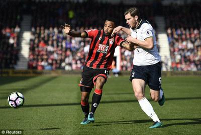 Chi tiết Bournemouth - Tottenham: Tiếp tục đánh mất mình (KT) - 5