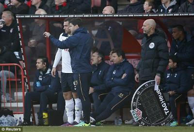 Chi tiết Bournemouth - Tottenham: Tiếp tục đánh mất mình (KT) - 6