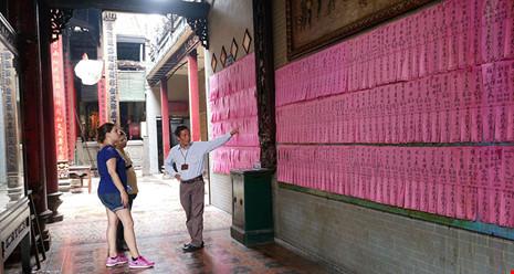 Chùa cổ gần 300 năm tuổi của người Hoa ở chợ Lớn - 20