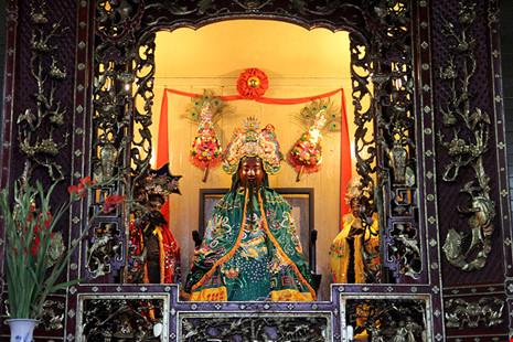 Chùa cổ gần 300 năm tuổi của người Hoa ở chợ Lớn - 19