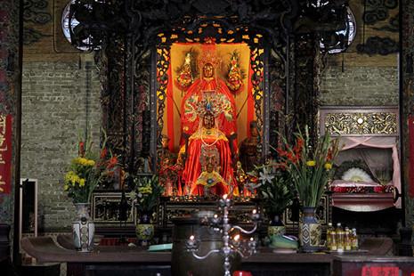 Chùa cổ gần 300 năm tuổi của người Hoa ở chợ Lớn - 15