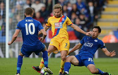 Chi tiết Leicester City - C.Palace: Tưng bừng (KT) - 3
