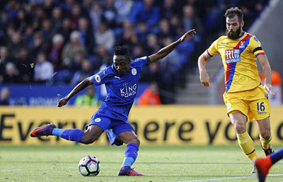 Chi tiết Leicester City - C.Palace: Tưng bừng (KT) - 4