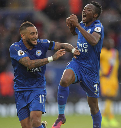 Chi tiết Leicester City - C.Palace: Tưng bừng (KT) - 6