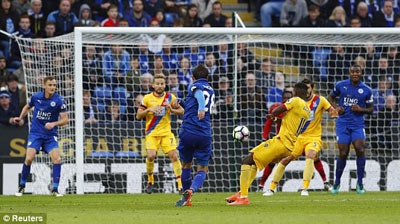 Chi tiết Leicester City - C.Palace: Tưng bừng (KT) - 9