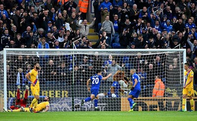 Chi tiết Leicester City - C.Palace: Tưng bừng (KT) - 7