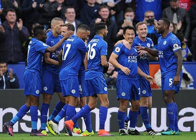Chi tiết Leicester City - C.Palace: Tưng bừng (KT) - 8