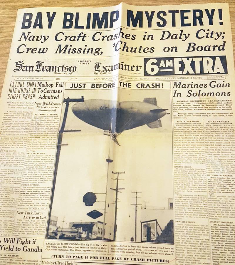 Vụ khinh khí cầu ma hơn 70 năm không lời giải đáp ở Mỹ - 3