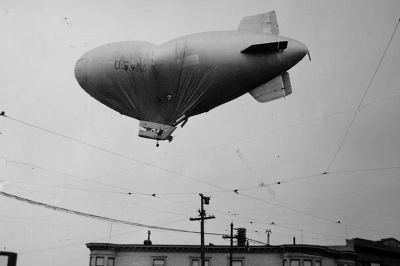 Vụ khinh khí cầu ma hơn 70 năm không lời giải đáp ở Mỹ - 4