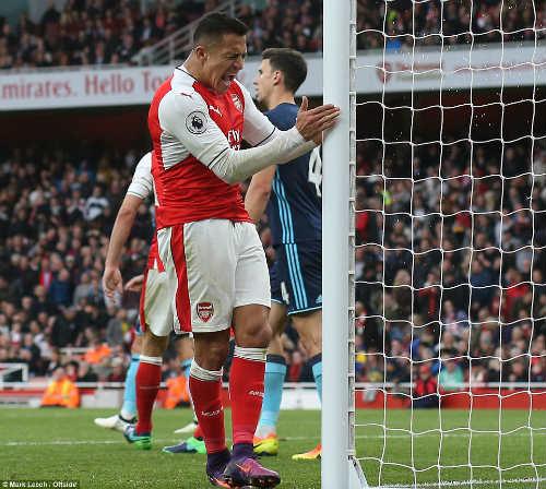 Arsenal - Middlesbrough: Không như giấc mơ - 1
