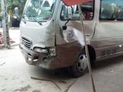 Tin tức trong ngày - Tình tiết bất ngờ vụ bé trai 13 tuổi lái xe khách gây tai nạn
