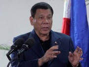 """Thế giới - Tổng thống Philippines nói lại về phát ngôn """"cắt đứt"""" Mỹ"""