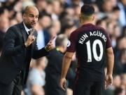 Bóng đá - Pep sẵn sàng để Aguero rời Man City