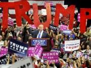 Trump: Cả thế giới ghét nước Mỹ