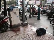 An ninh Xã hội - Đã khoanh vùng được kẻ chém người gần lìa tay ở SG