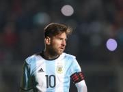 Bóng đá - Tin HOT bóng đá 22/10: Messi trở lại ĐTQG đấu Brazil