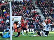 Chi tiết Bournemouth - Tottenham: Tiếp tục đánh mất mình (KT)